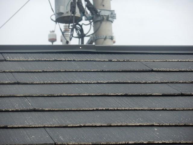 株式会社マツモト工務店の屋根塗装 施工前