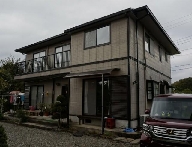 神山塗装工業 施工前1(外壁)
