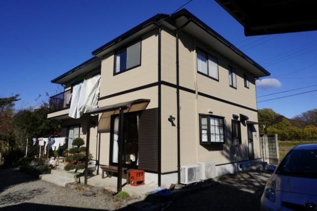 神山塗装工業 施工後1(外壁)